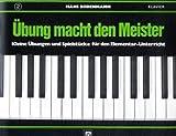 Übung macht den Meister, Heft 2 - Hans Bodenmann