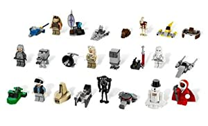 LEGO 2012 Star Wars Advent Calendar 9509