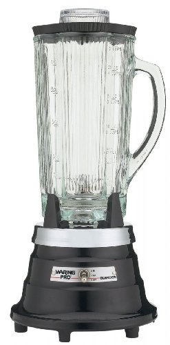 Waring Pro Classic Blender Black Finish