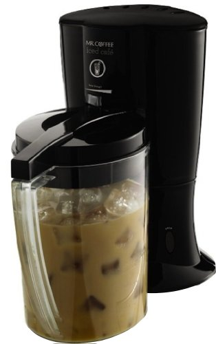 Mr. Coffee BVMC-LV1 Iced Cafe Iced Coffee Maker,