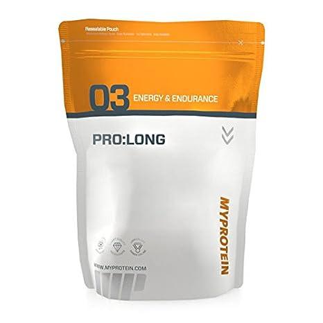 My Protein PRO:LONG 1500g - Kohlenhydrate, Protein und Elektrolyte