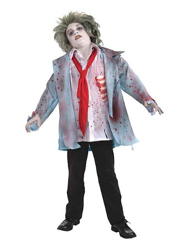 Zombie Boy Kids Costume