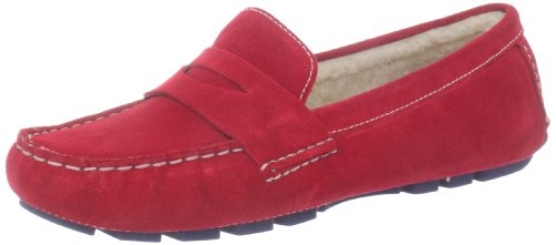 Rev Cole Haan Women's Sadie Shearling Driver Loafer