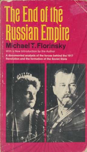 End of the Russian Empire PDF