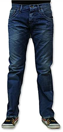 Pepe Jeans - Jeans Tooting Regular Fit L32 _ Couleur Bleu _ Taille 34