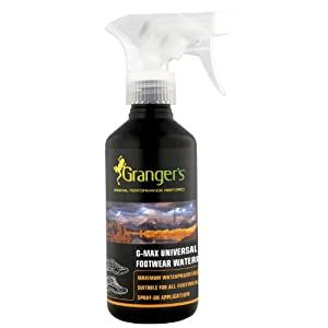 Granger G-Max Footwear Universal Waterproofer