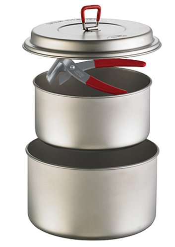 MSR Titan Pot (Set of 2)