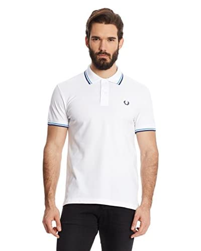 Fred Perry Polo [Bianco]