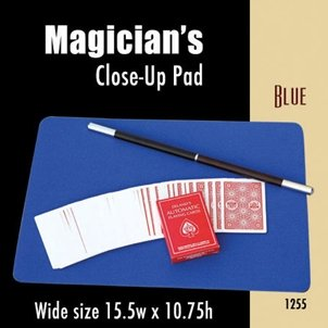 "Magic Makers Wide Close-up Pad (15.5"" x 10.75"") Blue"