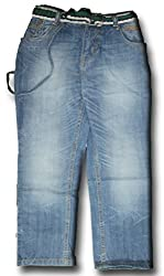 Topchee Kids' Jeans (JNK-17_Blue_4 to 5 Years)