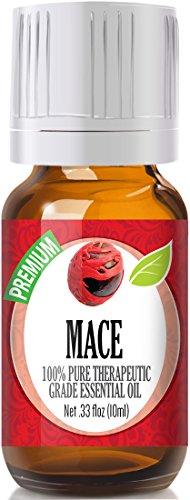 Mace 100% Pure, Best Therapeutic Grade Essential Oil - 10ml