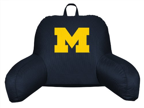 Michigan Wolverines NCAA Bedrest Pillow