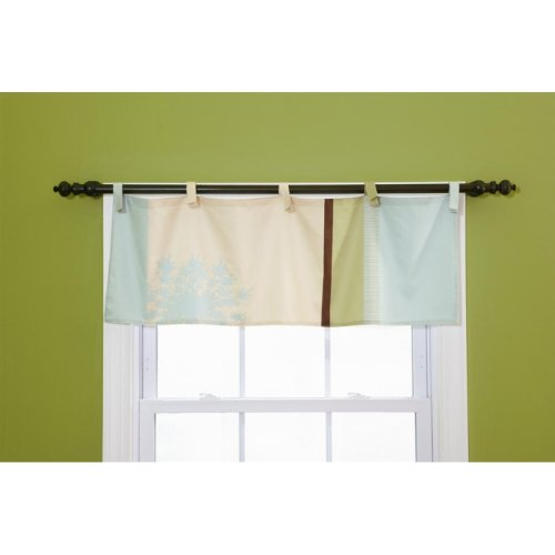 Summer Infant Organic Vine Patch Valance (Discontinued by Manufacturer)