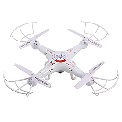 Ohuhu® RC Explorers Quad Copter / Gyro RC Quadcopter with Camera