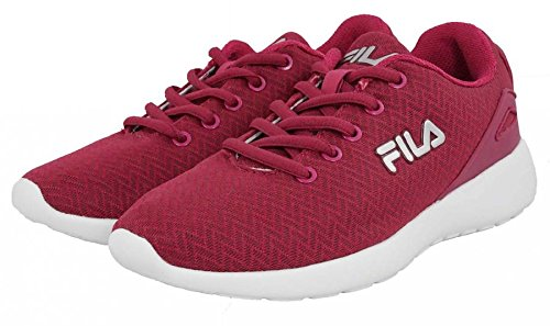 Fila - Scarpe sportive Fury run low wmn Fila Donna - 4010286 - 37, Fuxia (sangria)