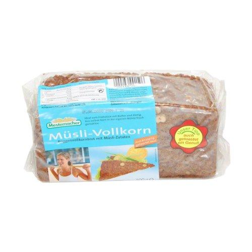 German Mestemacher Rye Bread Whole grain Cereal - 1 x 500 g