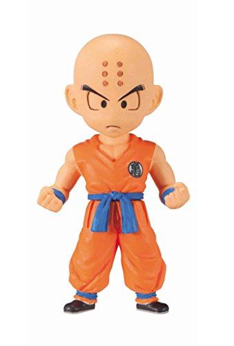 Banpresto Dragon Ball Z 2.8-Inch Kuririn Movie World Collectable Figure, Volume 1