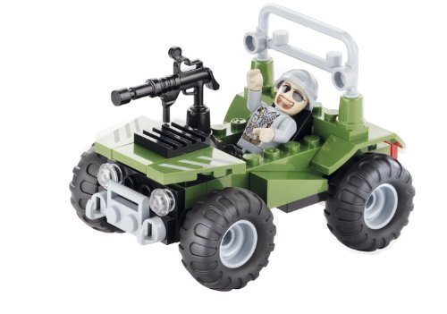 COBI Small Army Bandit Construction Vehicle