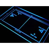 ADV PRO j559-b Beer Pong Game Rule Position Display Light Sign Barlicht Neonlicht Lichtwerbung