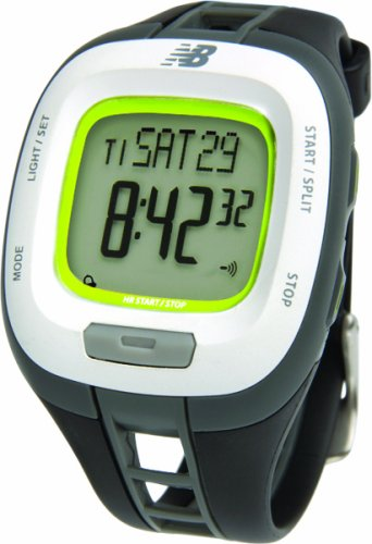 New Balance N5 Max Heart Rate Monitor (Frost)