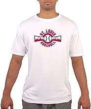 My City - St Louis Baseball UPF Performance T-shirt