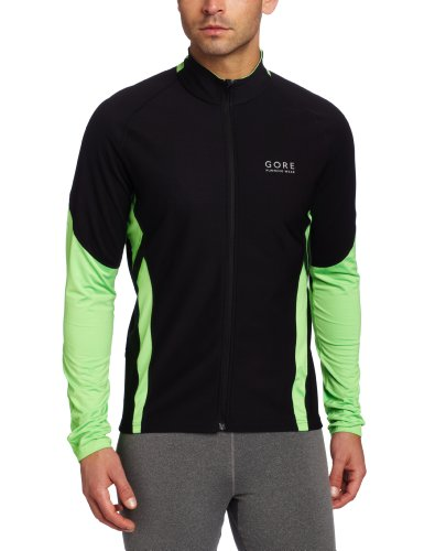 Gore Air Running Wear Men's Shirt Soft Shell