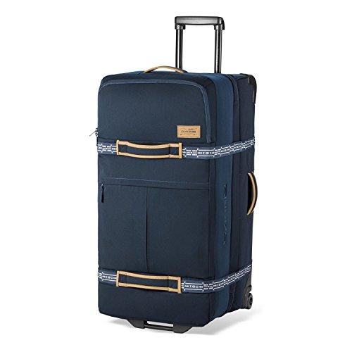 Dakine Split Roller DLX 65L Travel Bag (Navy Canvas)