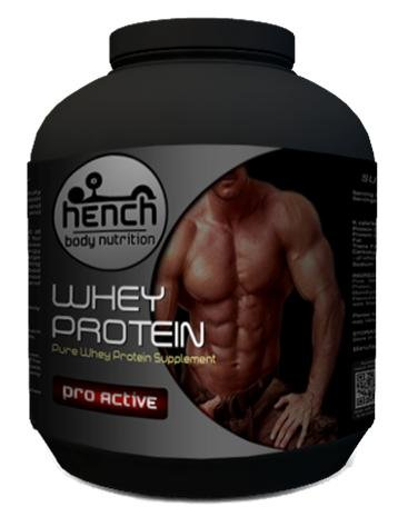 2.25KG / 5LB HENCH PRO ACTIVE WHEY PROTEIN POWDER SHAKE DRINK - CHOCOLATE