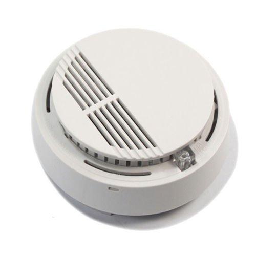 Rauchmelder Feueralarm Rauchwarn mit Batterie Smoke Alarm [safe2buy2000]