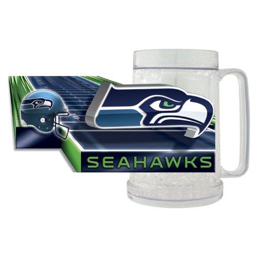Nfl Seattle Seahawks 16-Ounce Freezer Mug