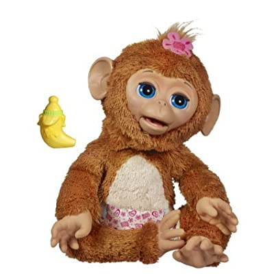 FurReal Friends Cuddles My Giggly Monkey Pet by FurReal Friends