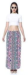 Aztech Print Skirt
