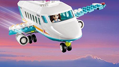 Jet Privato Prezzo Nuovo : Lego friends il jet privato di heartlake