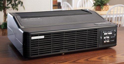 Oreck Air Cleaner : Oreck air purifier xl tabletop black