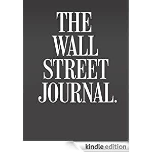 Wall Street Journal Kindle Digital