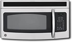 Ge Jvm1540smss 30in 15 Cu Ft Over-the-range Microwave Oven 950 Watts Stainless Steel from G.E.
