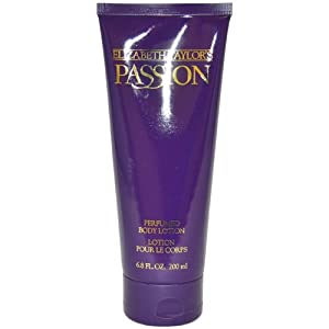 Passion by Elizabeth Taylor for Women, Body Lotion, 6.8-Ounce