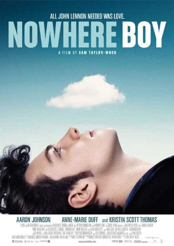 Nowhere Boy Film Poster