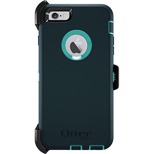 otterbox-defender-series-case-holster-for-apple-iphone-6-plus-oasis-light-teal-dark-jade-certified-r