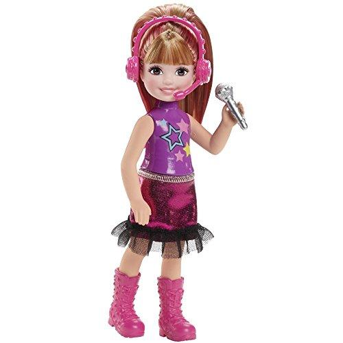 Barbie in Rock 'N Royals Blue Princess Chelsea Doll - 1