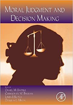 moral judgements and motivation how do Most current accounts of moral judgment hold that psychology of learning and motivation singer, t the role of emotions for moral judgments depends on.