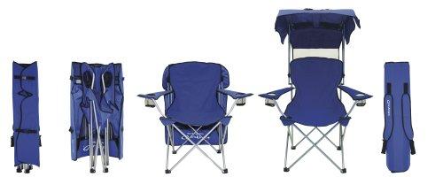 Kelsyus Original Canopy Chair,Blue