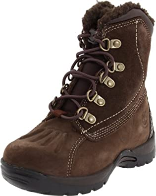Amazon.com: Timberland Mallard Snow Boot (Toddler/Little
