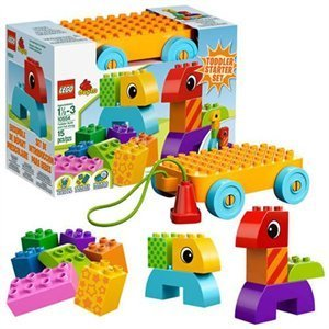 Lego(R) Duplo(R) Build and Pull Along (10554) - 1