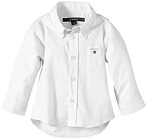 Gant Oxford - Camisa para bebé