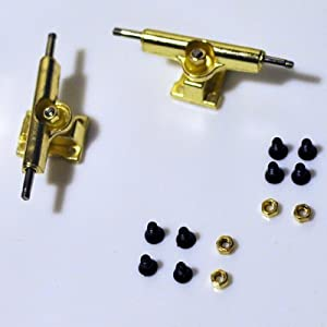 Trucks, Zinc Alloy, 29mm, Gold