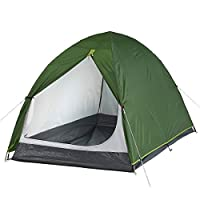 (GREEN COLOR) Specification: Dimensions: Room 120 cm wide by 205 cm in length. Max. headroom: 110 cm. Folded:Cylindrical storage case: 16cm diameter / 57cm long. Durability: Wind resistance: validated in wind tunnels and on a rotating plate. Easy to ...