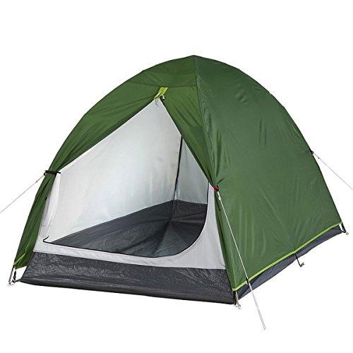 Quechua-Arpenaz-2-Tent-Green