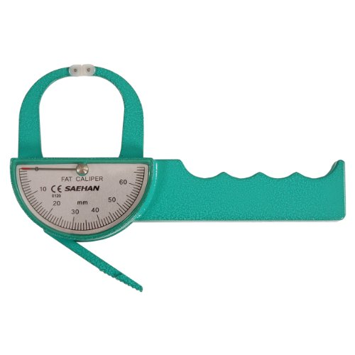 Image of Saehan Precision Skinfold Fat Caliper - Professional Grade (SH5020)