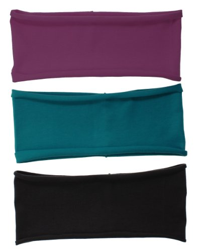 3 PACK: Single Layer Cotton Spandex 4.5